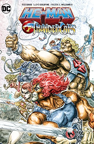 He-Man/Thundercats (2016-2017) (English Edition)