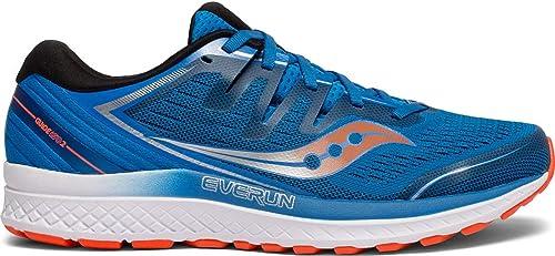 Saucony Guide ISO 2, Hausschuhe de Running para Hombre