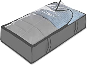 Whitmor Zippered Underbed Storage Bag