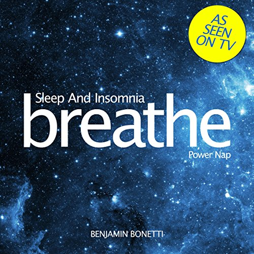Breathe - Sleep and Insomnia: Power Nap audiobook cover art