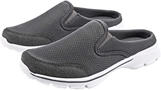 Pantoufles antidérapantes pour femme et homme - Chaussons confortables et décontractés pour l'intérieur ou l'extérieur