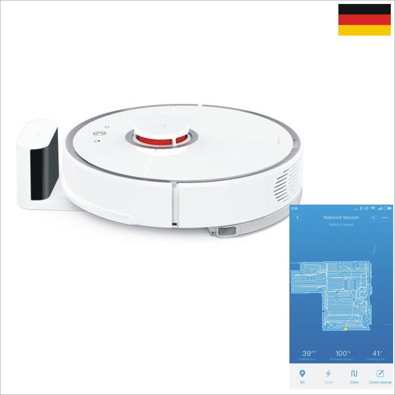 3 Años de Garantía Xiaomi Robot Aspirador 2. TE Generación Robo Rock S50 con Función limpiadora App Control # zinnz Selected #: Amazon.es: Electrónica