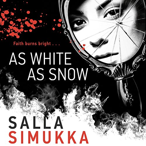 As White As Snow audiobook cover art