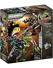 PLAYMOBIL Dino Rise T-Rex: Giganternas kamp - 70624