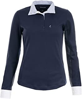 Horze Blaire Women's Long-Sleeved Functional Show Shirt