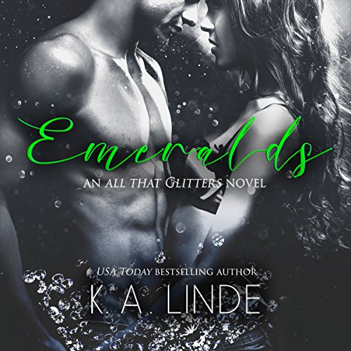 Emeralds audiobook cover art