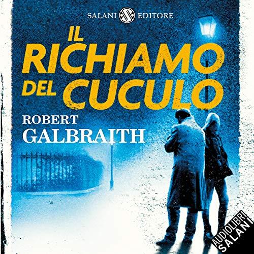 Diseño de la portada del título Il richiamo del cuculo