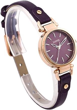 [ランツ]LANTZ レディース ファッション ブランド ウォッチ 腕時計 LA1195 PURPLE レディース 【正規輸入品】