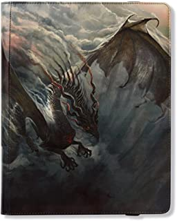 Arcane Tinman Binder: Dragon Shield 18 Pocket (Sideload) Portfolio: Fuligo Smoke, One Size AT-34902