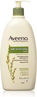 Aveeno Active Naturals Daily Moisturizing Lotion, 20 Ounce Pump