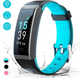 AKASO Fitness Tracker Activity Tracker with Heart Rate and Sleep Monitor Smart Pedometer Watch Calorie Counter Step Counter