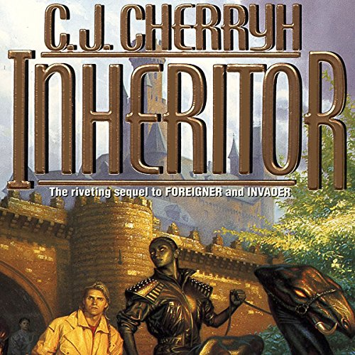Inheritor audiobook cover art
