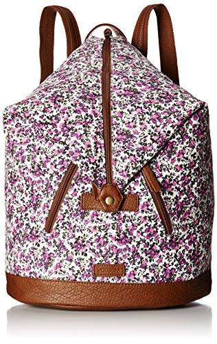 Volcom Cruz Backpack - Macuto de Senderismo, Talla 39 x 43 x 15 cm, 20 litros