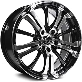DAI Alloys Barrett ALLOY WHEEL//RIM Gloss Black SIZE 20x9 INCH BOLT PATTERN 6x135 OFFSET 20 CENTER BORE 87.1 CENTER CAPS INCLUDED LUG NUTS NOT INCLUDED RIM PRICED INDIVIDUALLY