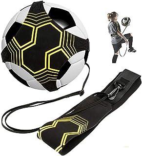 LIOOBO Entra/înement de Football Professionnel avec /Élastique R/églable pour Enfants Adultes