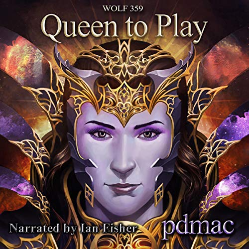 Queen to Play audiobook cover art
