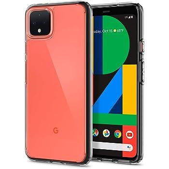 Spigen Ultra Hybrid Designed for Google Pixel 4 Case (2019) - Crystal Clear