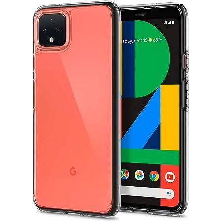 Spigen Ultra Hybrid Designed for Google Pixel 4 XL Case (2019) - Crystal Clear