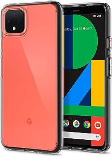Spigen Google Pixel 4 Ultra Hybrid cover/case - Crystal Clear