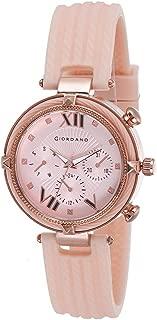 Giordano Multifunction Rose Gold Dial Women's Watch