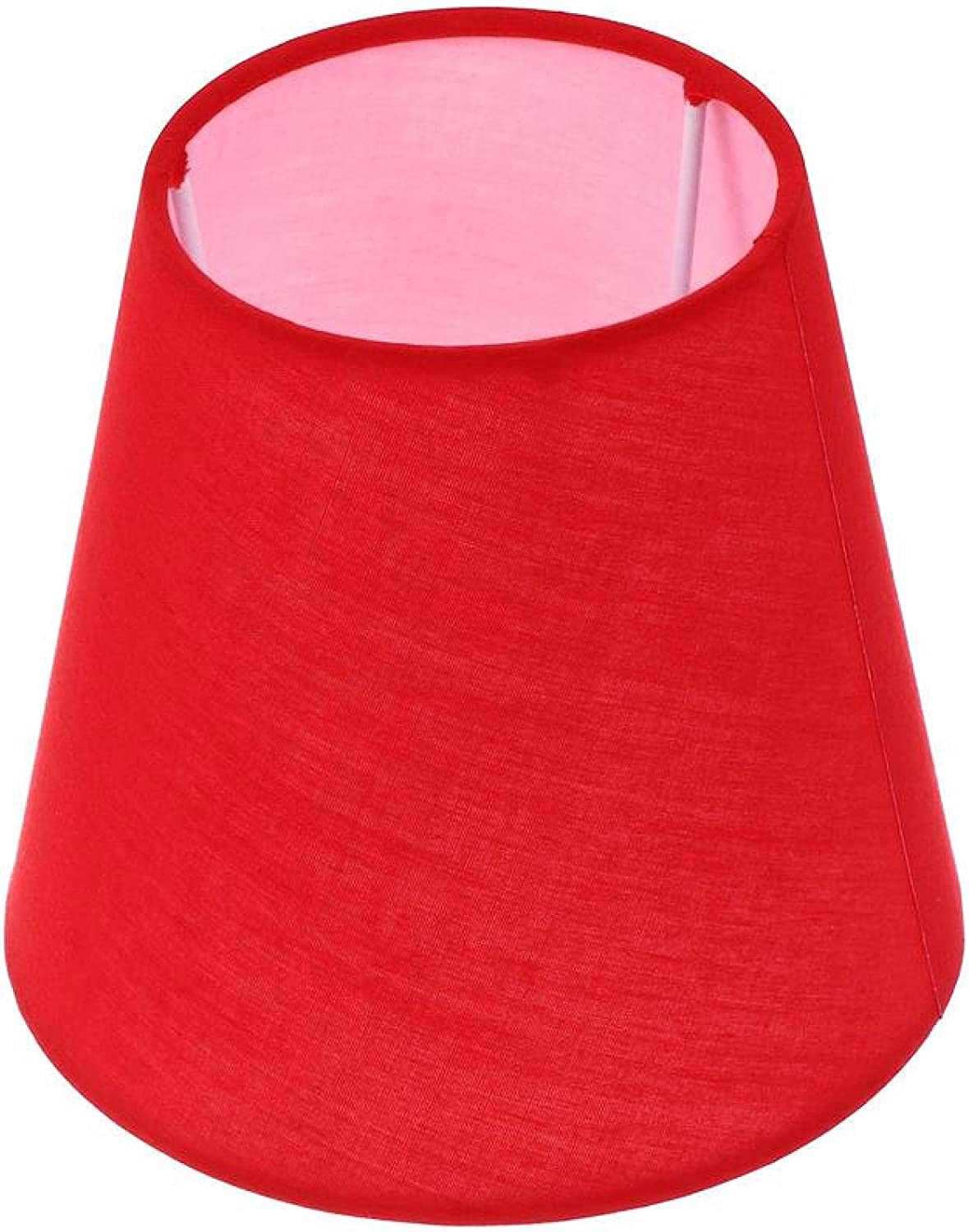 HSDKA Chandelier Lamp Shade National uniform free shipping 5.51x5.11in Dust Red Cov Wall Manufacturer direct delivery