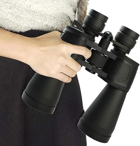 HANG Jumelles 20-180X100 avec étui, méga-Zoom, Jumelles, Jumelles portables, extérieur, Vision de Jour et de Nuit