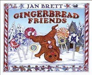 Gingerbread Friends by Jan Brett (Sep 16 2008)