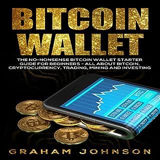 Bitcoin Wallet audiobook cover art