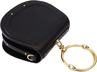 Latest Leather Designer Bracelet Saddle Tote Crossbody Handbags for Women Clearance