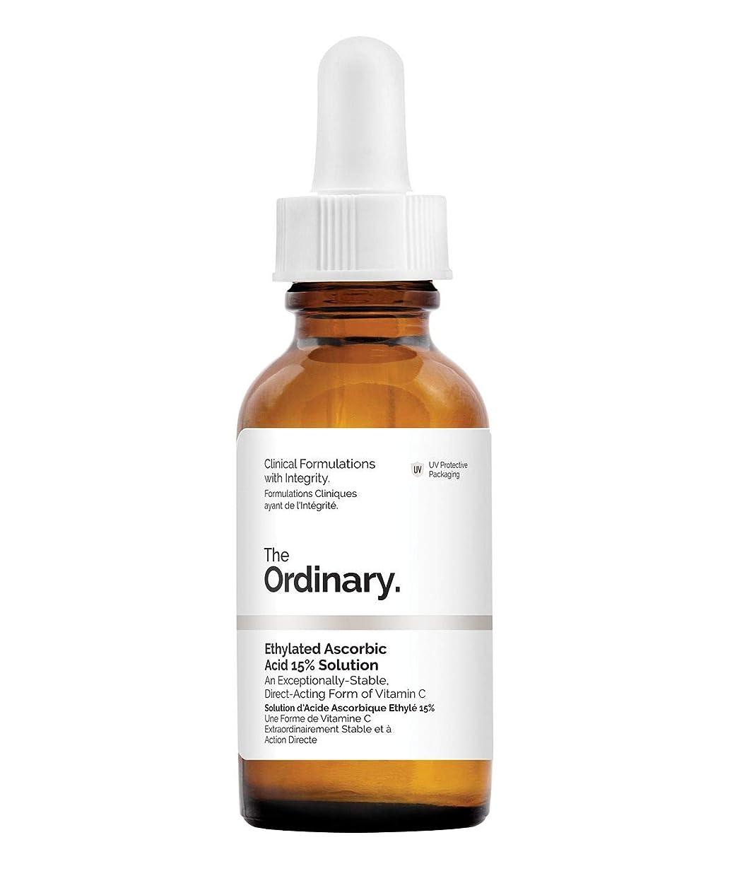 ジャケットしたい火星The Ordinary(ジ オーディナリー) Ethylated Ascorbic Acid 15% Solution
