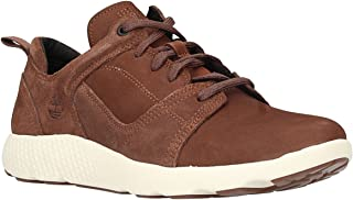 Timberland Flyroam Leather Oxford Mens Shoes Brown