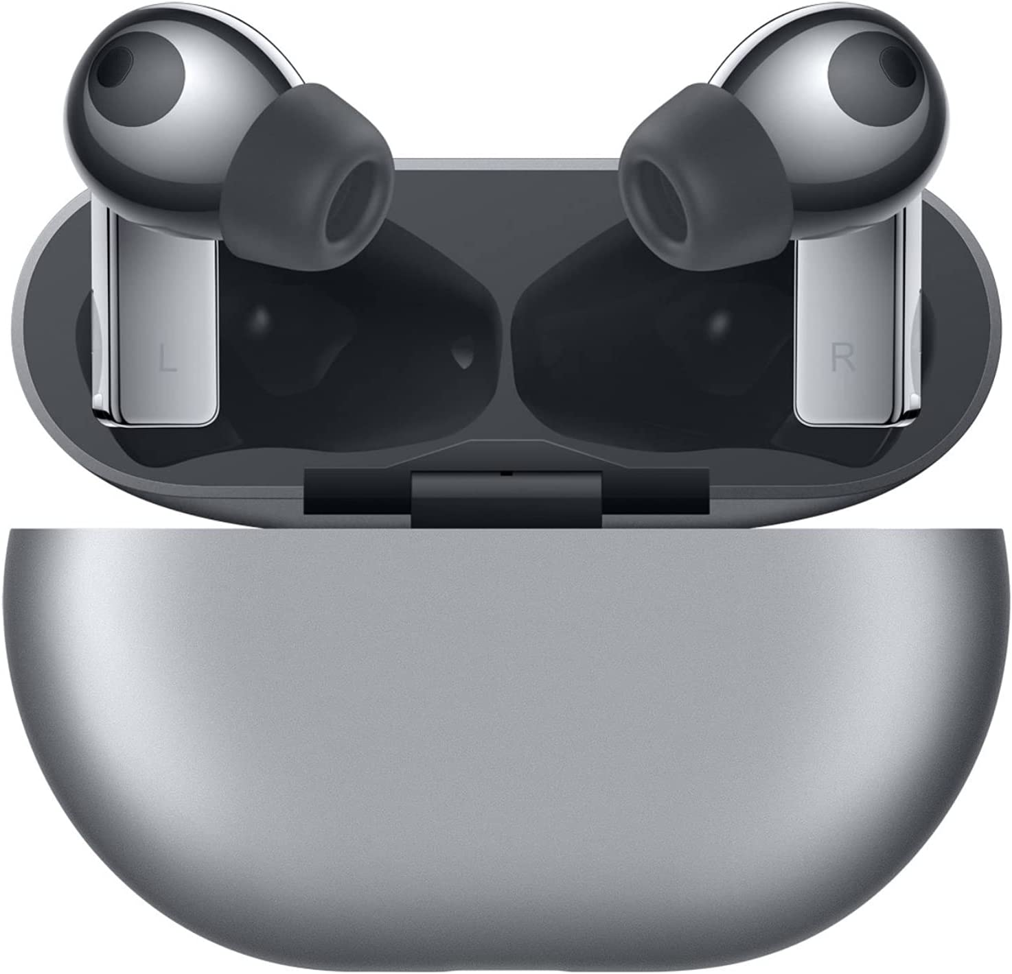 Huawei FreeBuds Pro - Auriculares con Bluetooth, Color Plateado