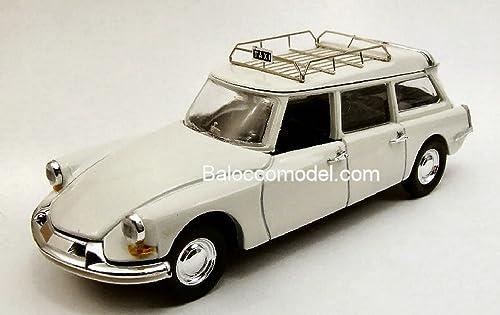descuento de ventas en línea Rio RI4232 Citroen ID Break Taxi 1959 1 43 43 43 MODELLINO Die Cast Model Compatible con  los clientes primero