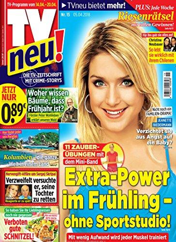 TV Neu [Abonnement jeweils 52 Ausgaben jedes Jahr]