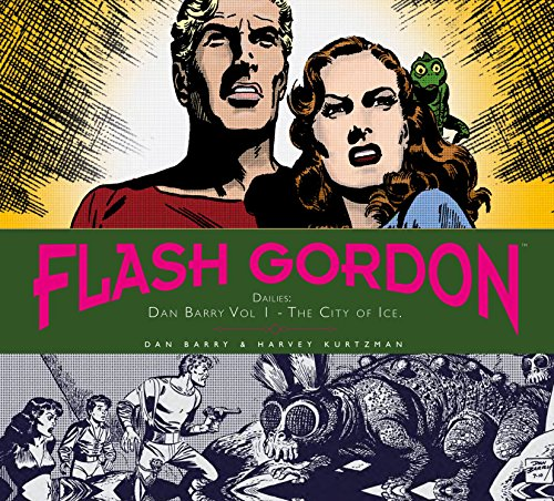 Flash Gordon: Dan Barry Vol. 1: The City of Ice (English Edition)