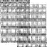 WMZQW Escala Regla de Acero Inoxidable L ángulo Doble Lado L de Acero Inoxidable Parada Regla Cuadrada ángulo Hedu de Topografía, procesamiento de Madera, Campo de la construcción, de 300 mm × 150 mm
