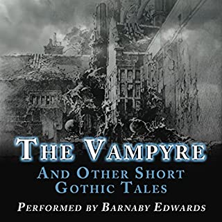 The Vampyre and Other Short Gothic Tales cover art