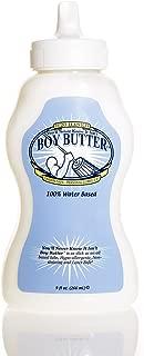 Boy Butter H2O Formula 9 oz (Squeeze Bottle)