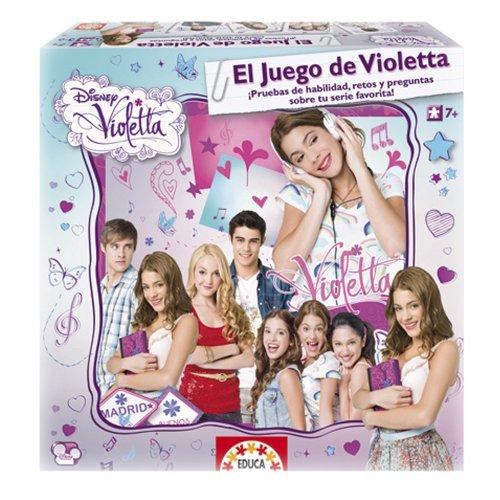 Educa Borrás - El Juego de Violetta (15672)