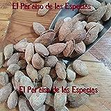 Almendruco Tostado Sal 1000 grs - Almendra Cascara Fragil 1Kg