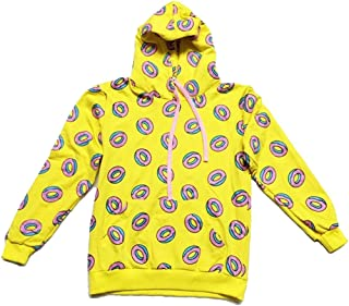 3027979ff902 GOT7 Mark Cap Hoodie Cute Donut Unisex Sweatershirt