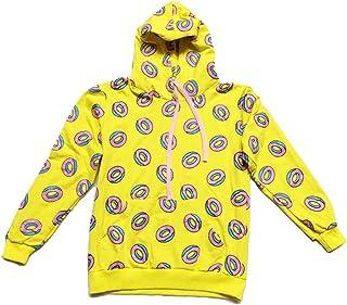 CHAIRAY GOT7 Mark Cap Hoodie Cute Donut Unisex Sweatershirt