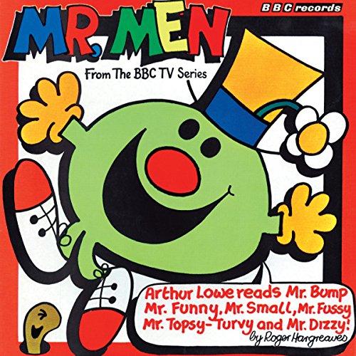 Mr Men cover art