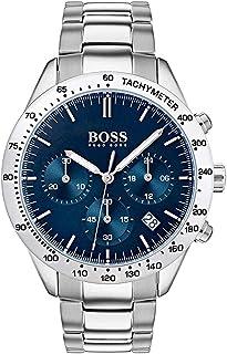 هوغو بوس ساعة رسمية للرجال , ستانلس ستيل , 1513582