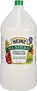 Heinz White Vinegar Distilled 1.32 gallons (169 oz)