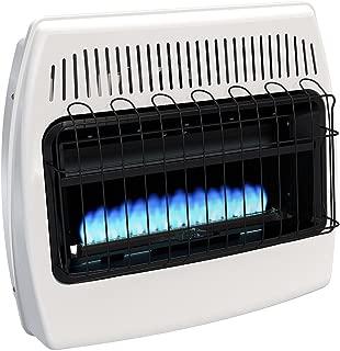 Dyna-Glo BF30PMDG 30,000 BTU Liquid Propane Blue Flame Vent Free Wall Heater