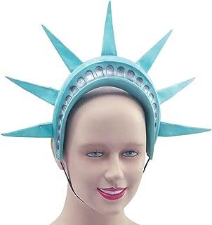 Bristol Novelty BA678 Statue of Liberty Headband, One Size
