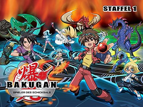 Bakugan, der Kampf beginnt