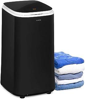 KLARSTEIN Zap Dry - Sèche-Linge, 820 W, capacité: 50 L, Design UniqueDry, Compact, Tambour en INOX, boîtier en Plastique, ...