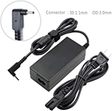 65W AC Adapter Charger Power for Acer Chromebook R11 11 13 14 15 CB3 CB5 CB3-532 CB5-571 CB5-132T C720 C720p C740 C910 Laptop Power Supply Adapter Cord